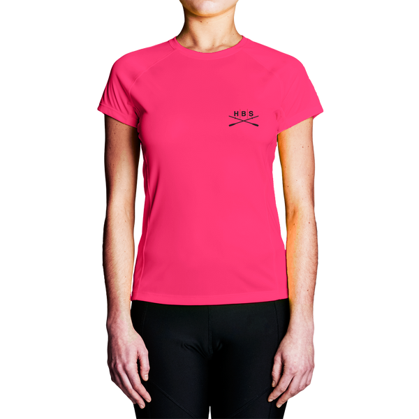 HBS Womens Regatta Short Sleeve Training Top (Lightweight)