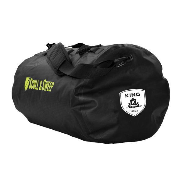 King School Waterproof Duffel Bag