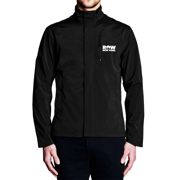 RowNY Mens Catchpoint Softshell Jacket