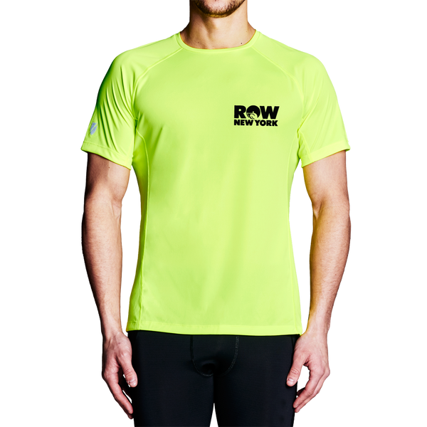 RowNY Mens Regatta Short Sleeve Training Top (Lightweight)