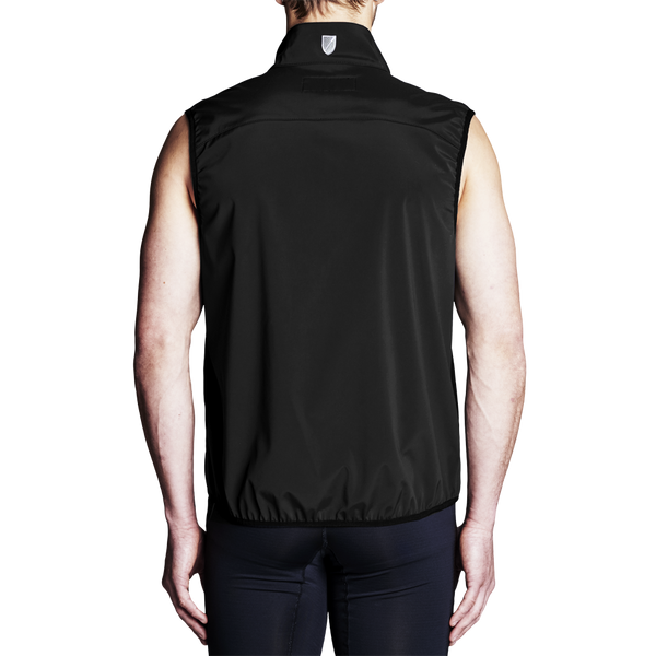 RowNY Mens Catchpoint Softshell Vest
