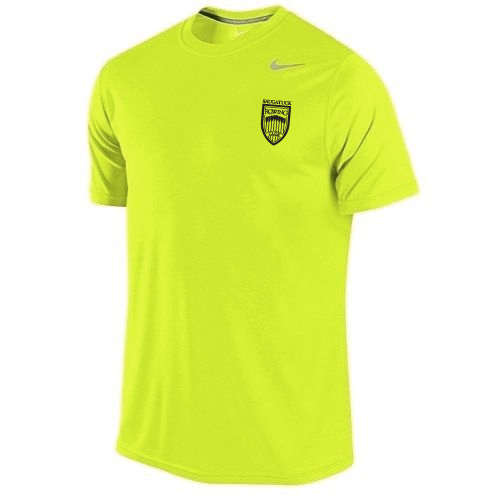 Saugatuck Mens Challenger Short Sleeve Training Top (Lightweight)