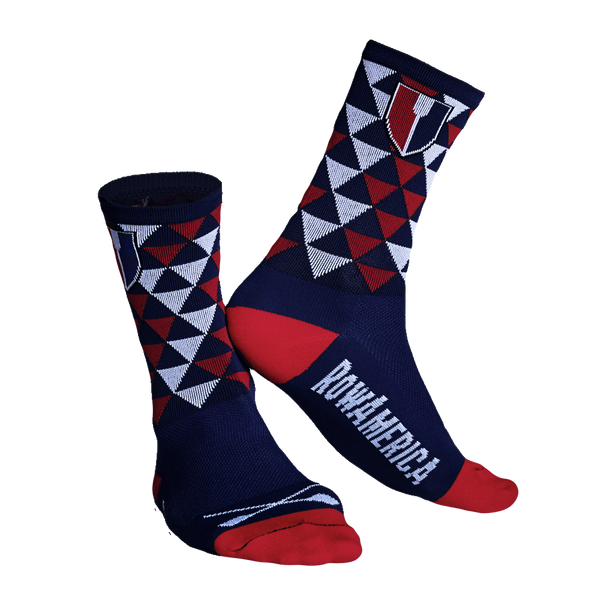 RowAmerica Training Socks
