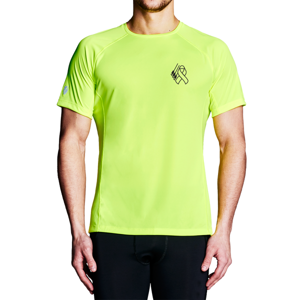 RFTC Mens Regatta Short Sleeve Training Top (Lightweight)