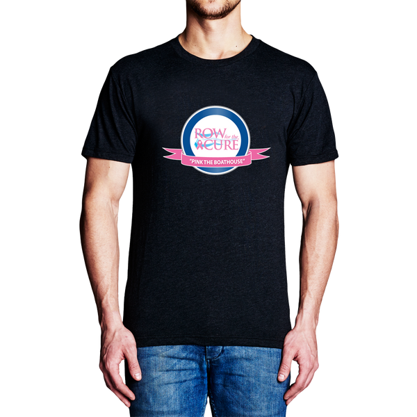 RFTC Pink The Boathouse Mens Logo T-Shirt