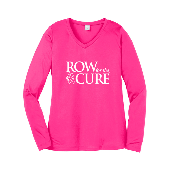 RFTC Womens Power Training Long Sleeve (Lightweight)