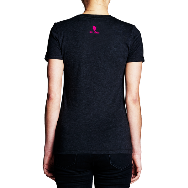 RFTC Pink the Boathouse Womens Logo T-Shirt