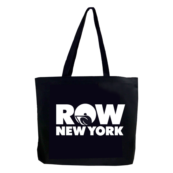 RowNY Canvas Tote