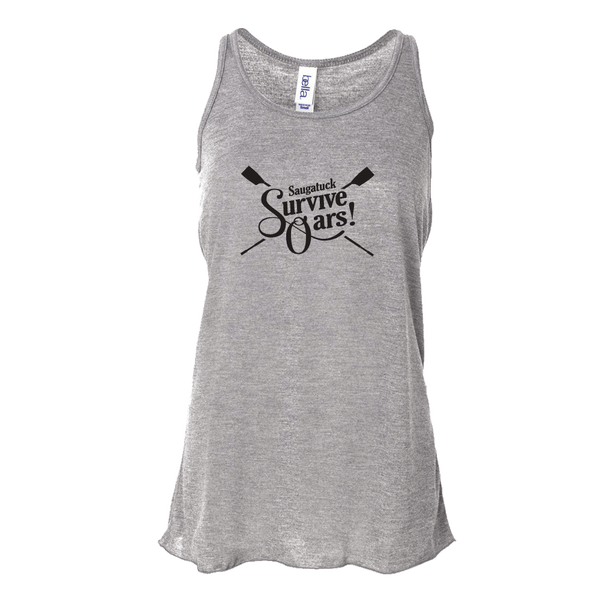 Saugatuck SurviveOars Womens Tanks
