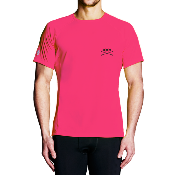 HBS Mens Regatta Short Sleeve Training Top (Lightweight)