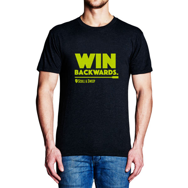 Mens Win Backwards T-Shirt