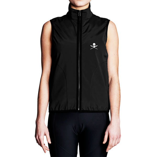 Womens Catchpoint SoftShell Vest