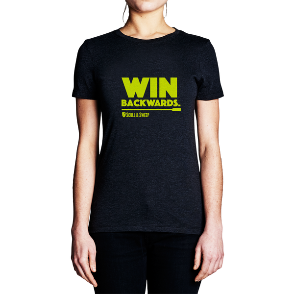 Womens Win Backwards T-Shirt