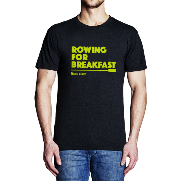 Mens Rowing Breakfast T-Shirt