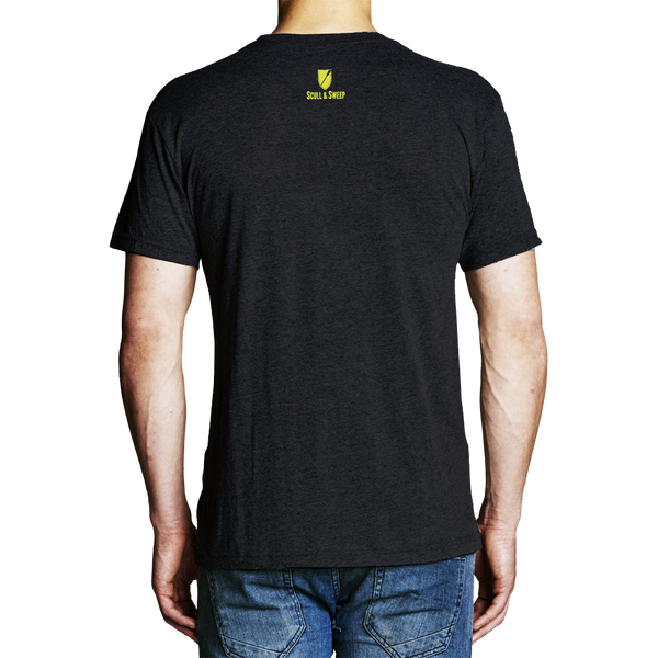 Scull & Sweep Mens Logo T-Shirt