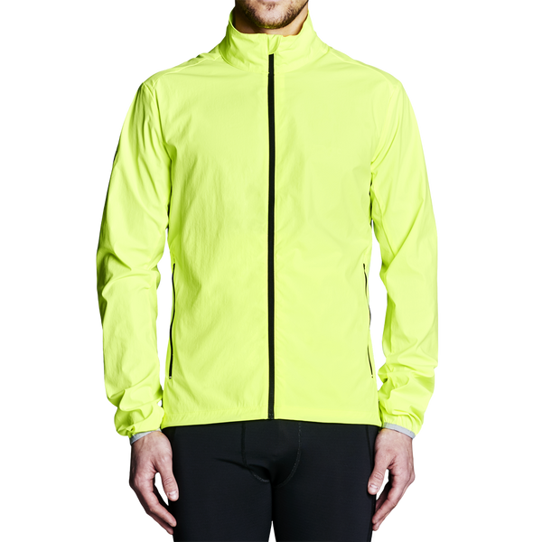 High Visibility Jackets - Men's Yellow Rowing Regatta Jacket