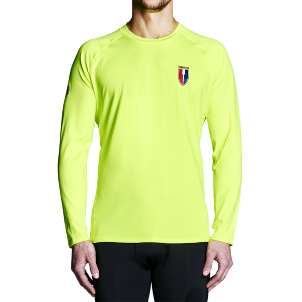 RowAmerica Mens Regatta Long Sleeve Training Top (Midweight)