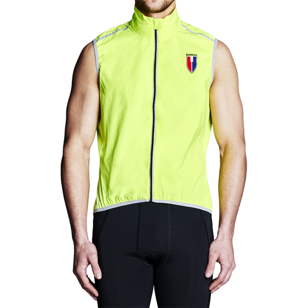 High Visibility Clothing - Men's Yellow Regatta Training Vest