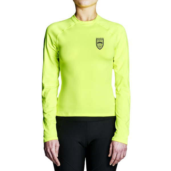 Saugatuck Womens Regatta Long Sleeve Training Top (Midweight)