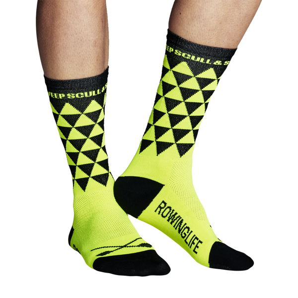 Scull & Sweep Rowing Life Training Socks