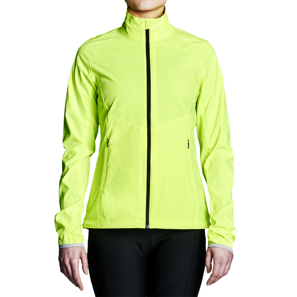 High Visibility Jackets - Women's Lightweight Yellow Regatta Jacket