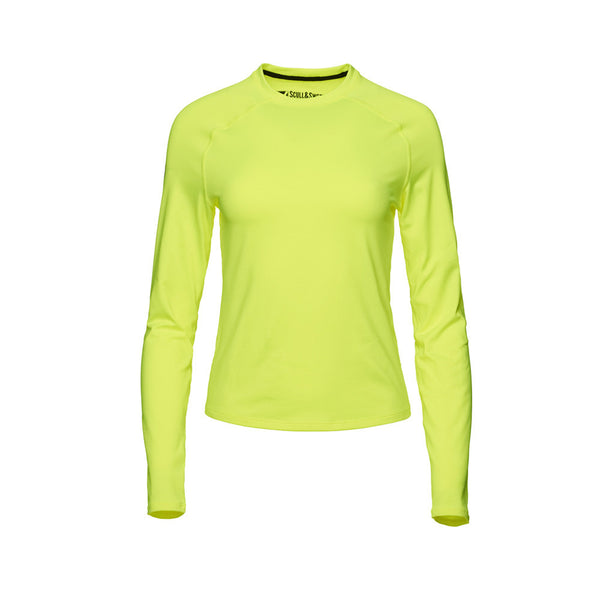 Womens Regatta Long Sleeve Training Top (Midweight)