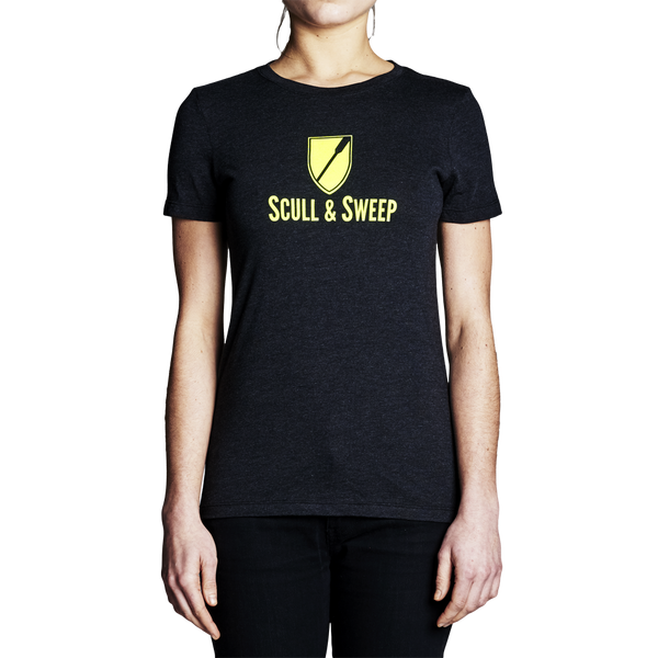 Scull & Sweep Womens Logo T-Shirt