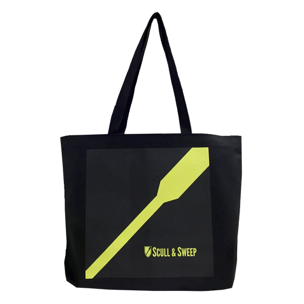 Single Oar Canvas Tote