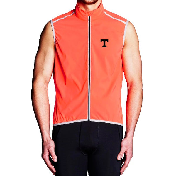 University of Tennessee Mens Regatta Training Vest (Lightweight)
