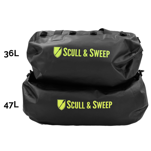 Scull & Sweep Waterproof Duffel Bag
