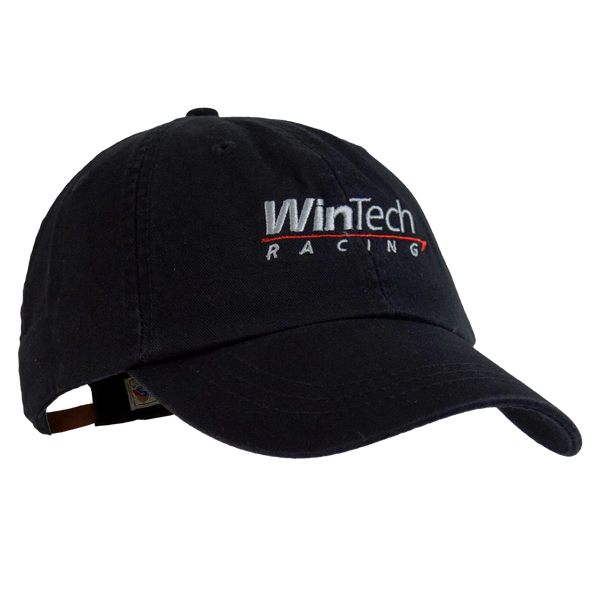 WinTech Racing Cotton Cap