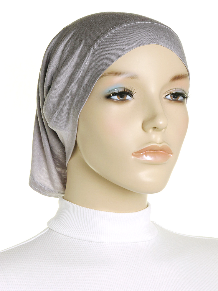 Grey Sports Al Amira Hijab