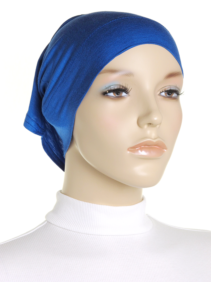 Royal Blue Sports Al Amira Hijab