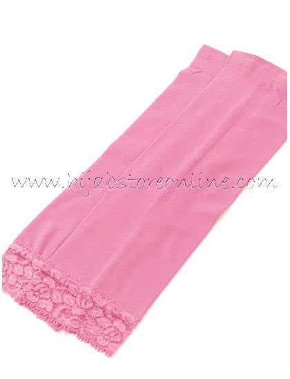Rose Forearm Cotton Sleeves - Hijab Store Online