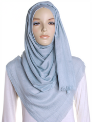 Baby Blue Extra Large Hijab - Hijab Store Online