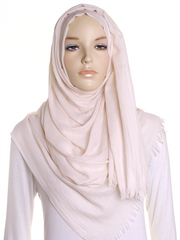 Barely Blush Extra Large Hijab - Hijab Store Online