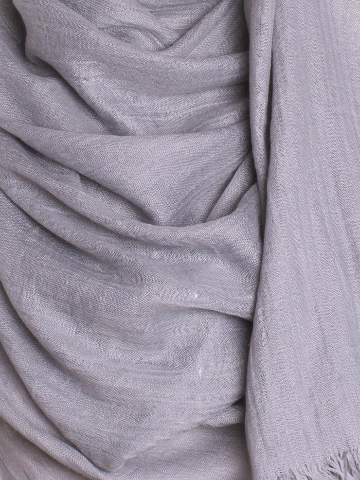 Grey Extra Large Hijab - Hijab Store Online