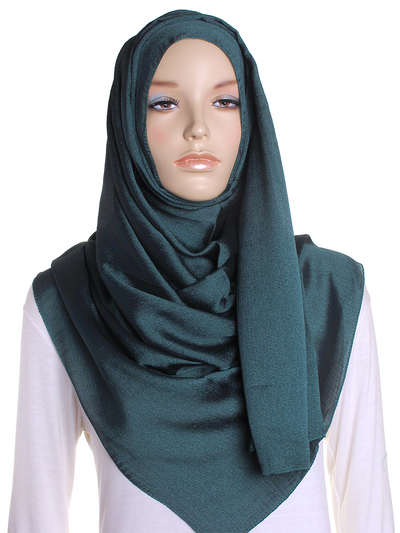 Forest Shimmer Hijab - Hijab Store Online