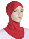 Brick Red Criss Cross Ninja Underscarf