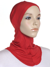 Brick Red Plain Ninja Underscarf
