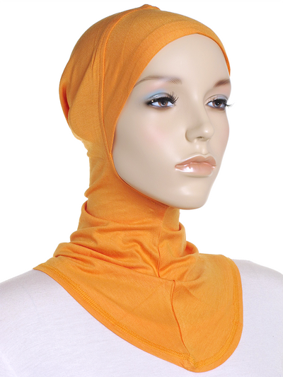 Orange Plain Ninja Underscarf