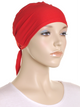 Pepper Red Plain Tie Back Bonnet
