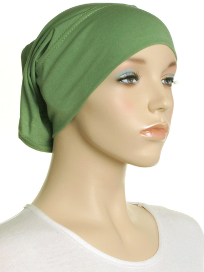 Holly Plain Cotton Tube Underscarf - Hijab Store Online