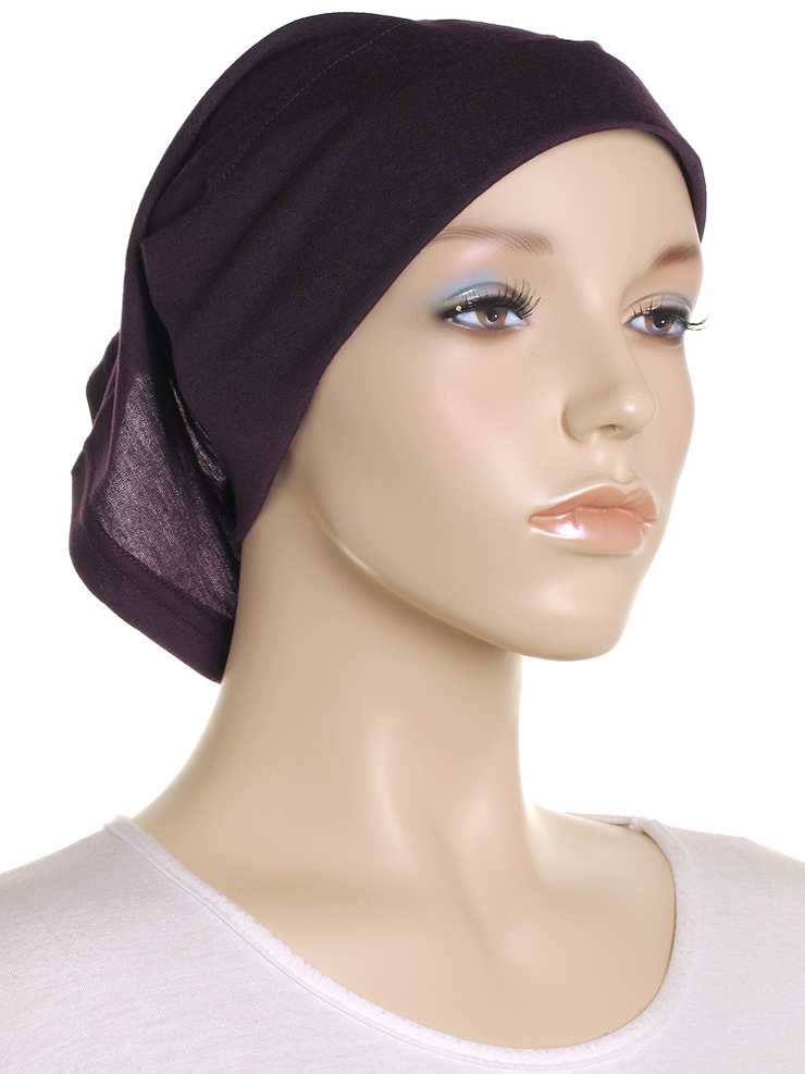 Berry Conserve Arc Shaped Underscarf - Hijab Store Online