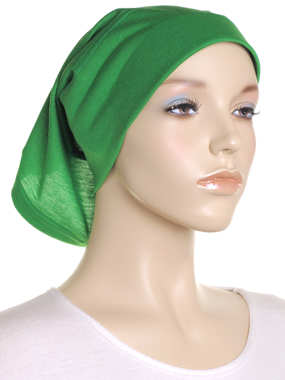 Kelly Green Arc Shaped Underscarf - Hijab Store Online