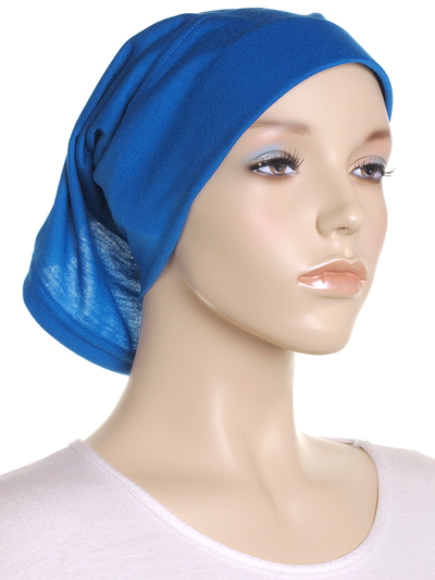 Royal Blue Arc Shaped Underscarf - Hijab Store Online
