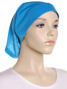 Turquoise Arc Shaped Underscarf - Hijab Store Online