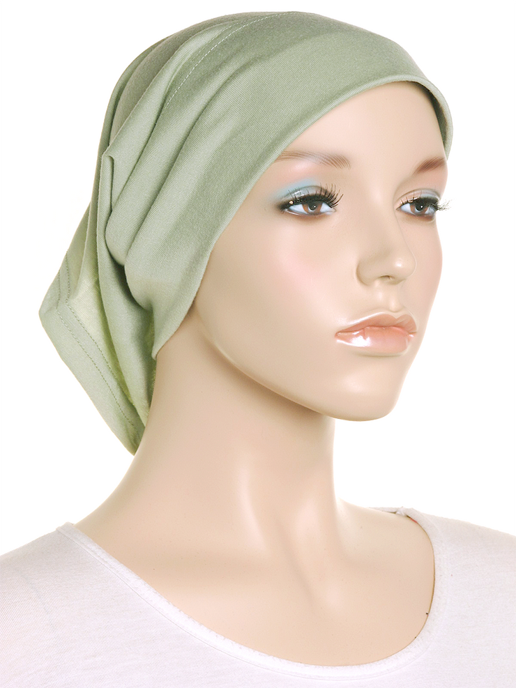 Sage Arc Shaped Underscarf - Hijab Store Online
