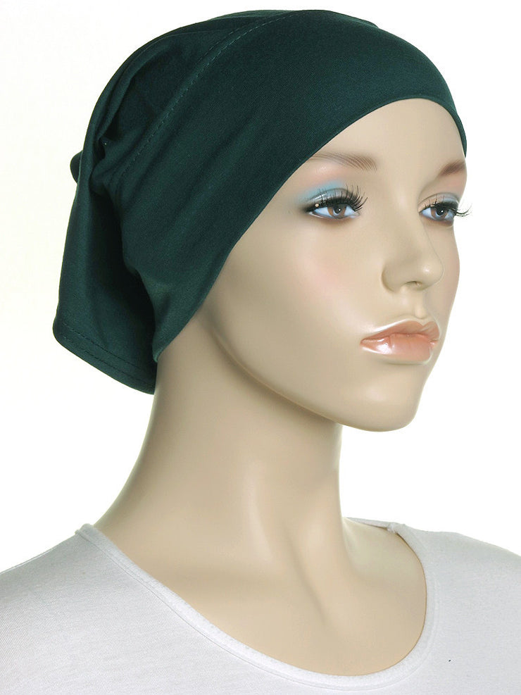 Forest Plain Cotton Tube Underscarf - Hijab Store Online