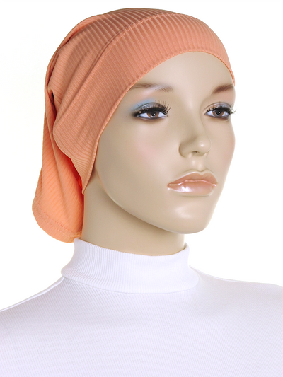Coral Sands Ribbed Underscarf